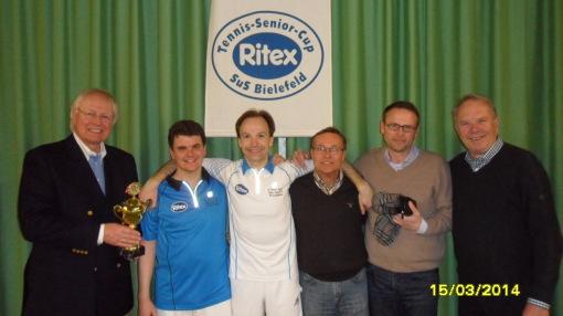 "Sieger Mittelfinale "" IDEAL "":  FC Stukenbrock"